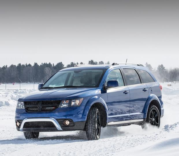 Dodge Caravan Seating >> 2019 Dodge Journey - Crossover SUV | Dodge Canada