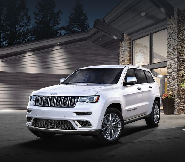 Us Grand Prix >> Jeep Grand Cherokee 2018