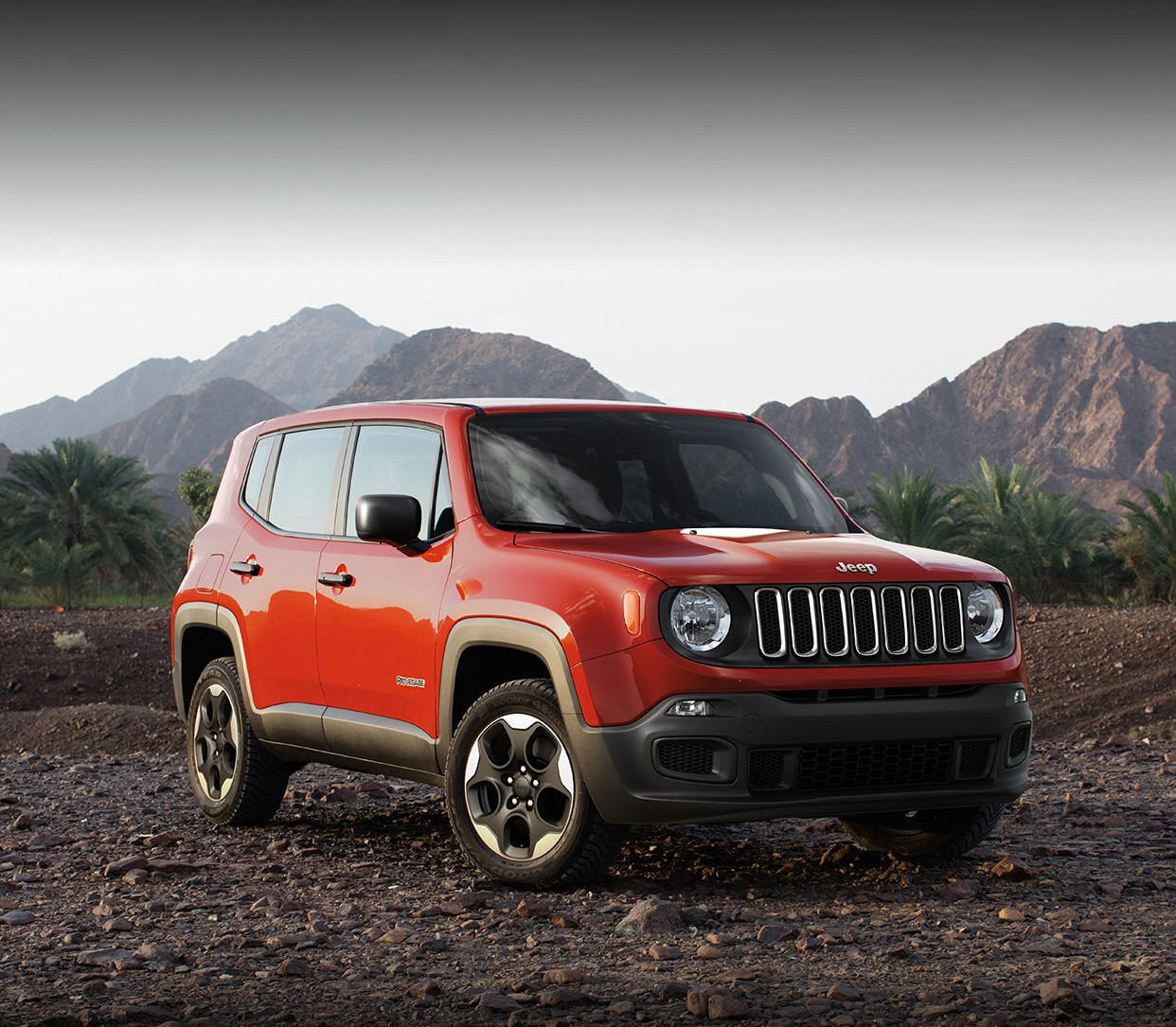 2018 Jeep Renegade Small Suv