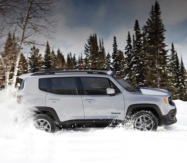 Jeep Renegade Trailhawk Manual: 2018 Jeep Renegade Small SUV