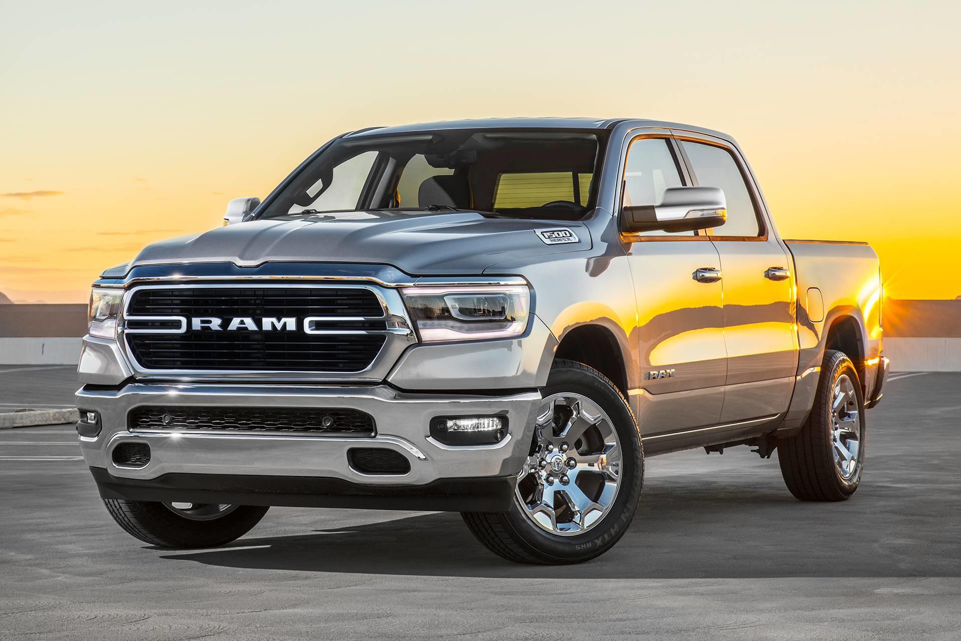 dodge ram incentives canada All-New 2019 RAM 1500 Exterior Gallery  RAM Trucks Canada