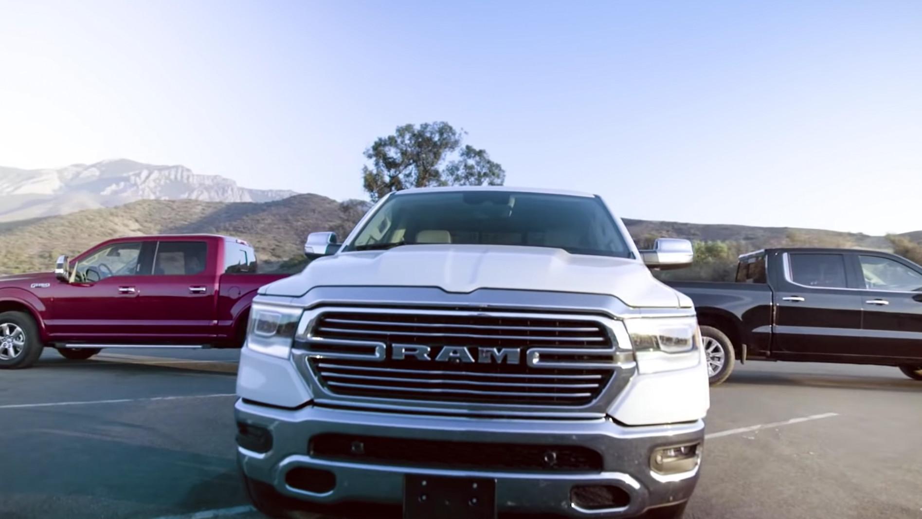 All-New 2019 RAM 1500 Truck | RAM Trucks Canada