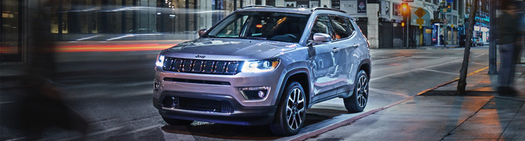 New Jeep Compass - SUV Deals from Jeep Ontario Canada