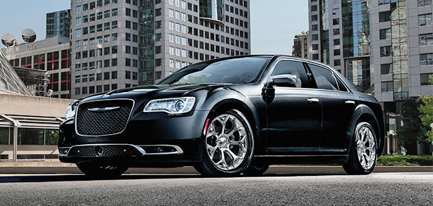 2019 Chrysler 300 Luxury Sedan Chrysler Canada