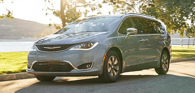 2020 Chrysler Pacifica Hybrid Chrysler Canada