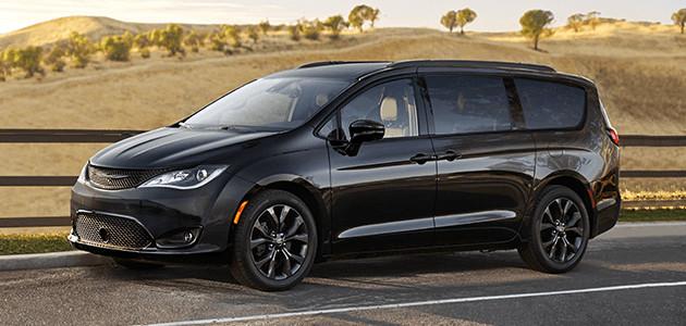 2019 Chrysler Pacifica Minivan Chrysler Canada