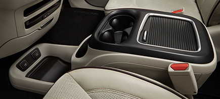 Beige heated car seats.