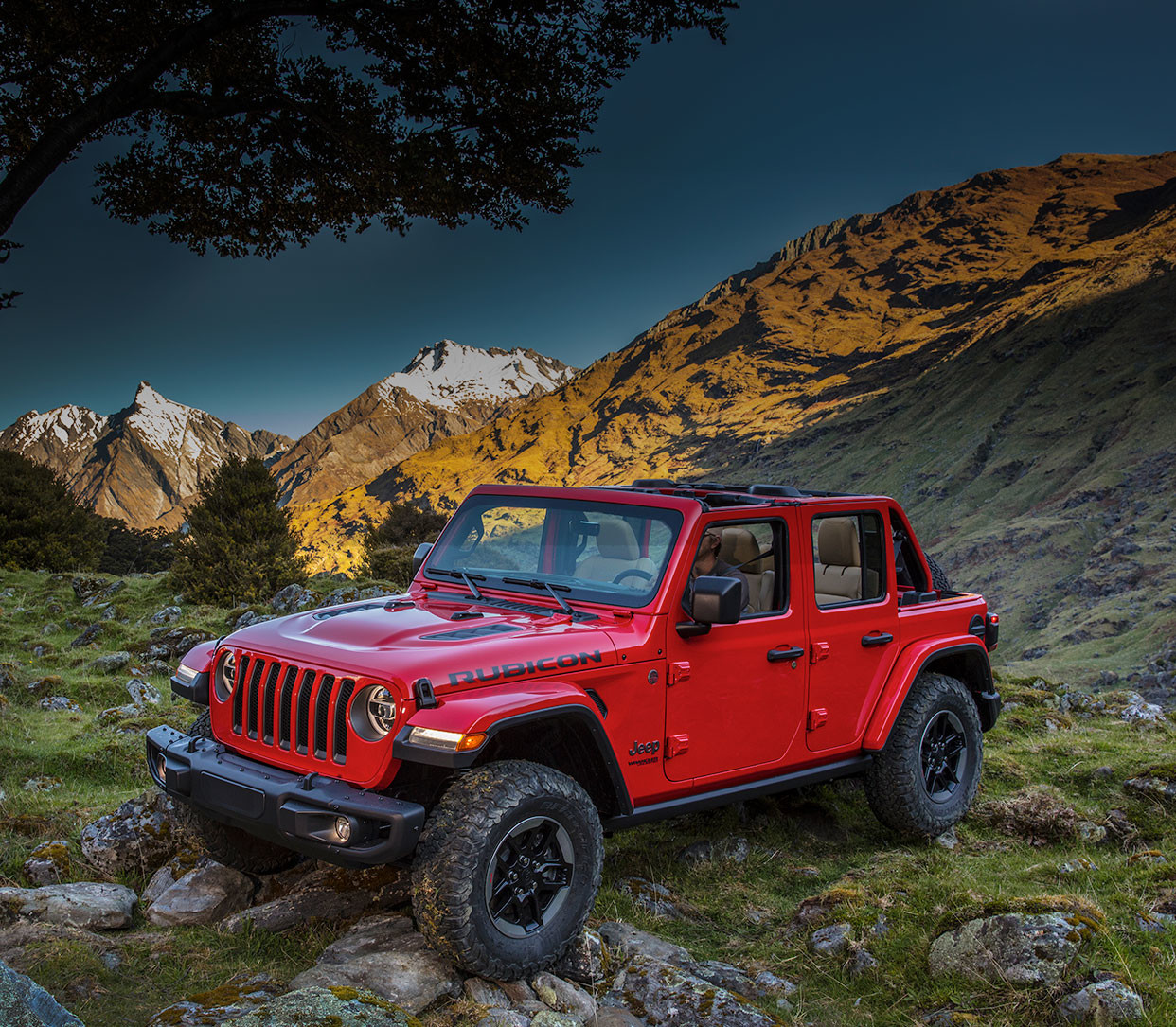 WHAT ARE JEEP 4X4 SYSTEMS?