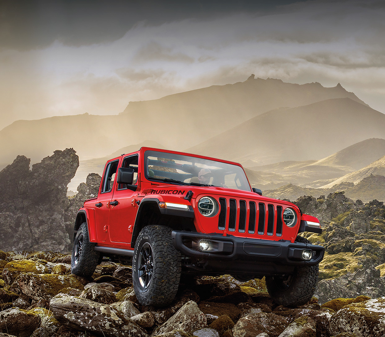 Get to Know Jeep<sub>®</sub> 4x4 Systems