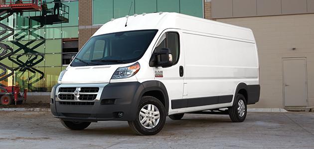 Dodge Promaster Van >> 2018 Ram Promaster Van