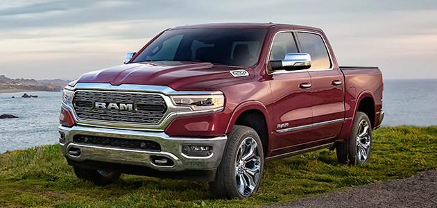 Modeles Du Tout Nouveau Camion Ram 1500 2019 Camions Ram