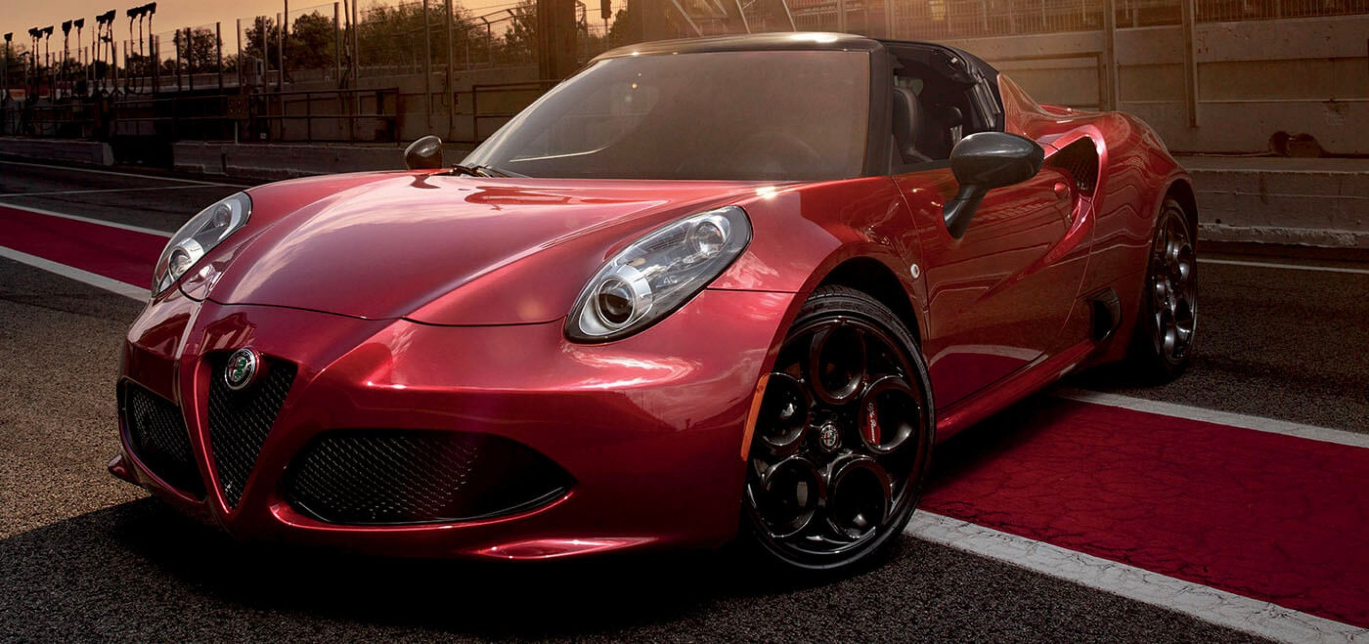 Alfa Romeo 4c 0 60 >> 2019 Alfa Romeo 4c Spider Style Performance Power