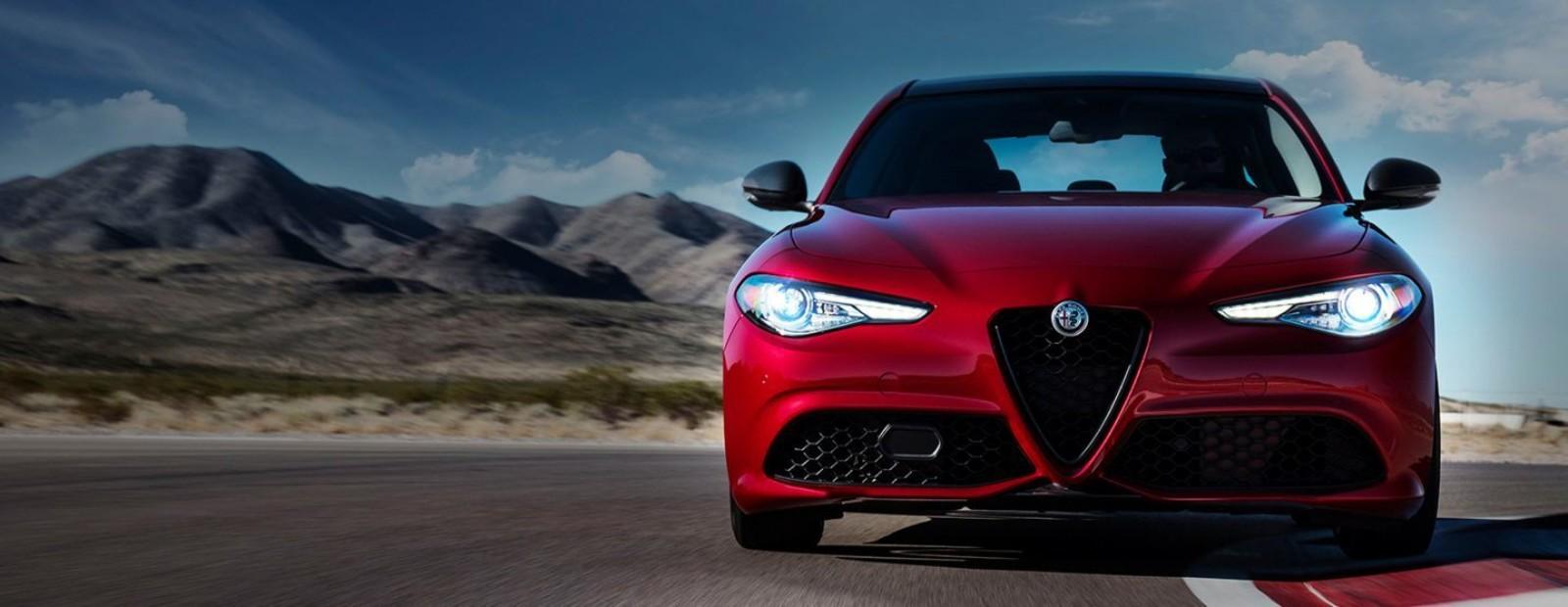 2019 Alfa Romeo Giulia - A Luxurious World Class Sports Sedan