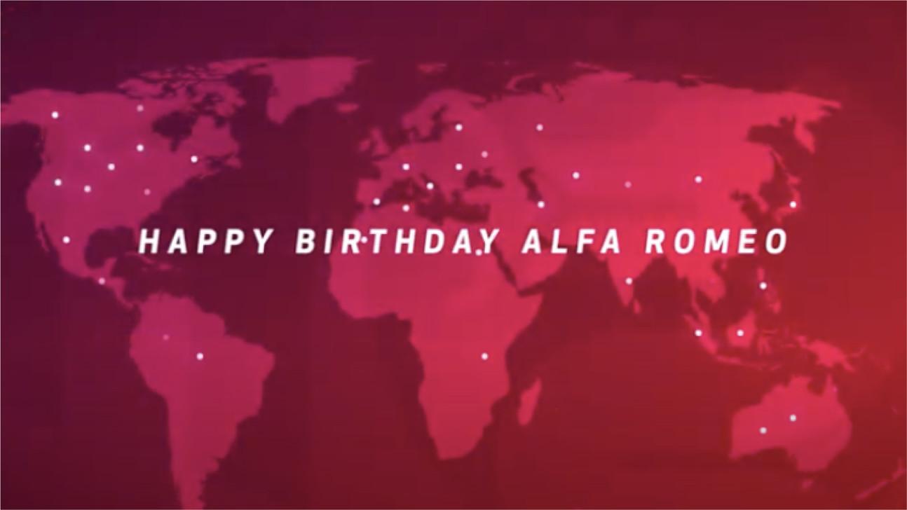 110th Anniversary Alfa Romeo Canada