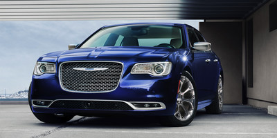 The Chrysler 300C is the Most Luxurious Vehicle in its Class