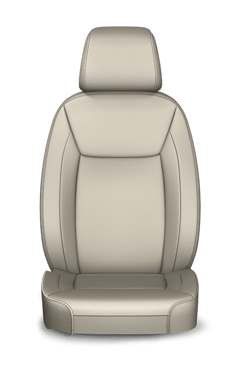 2019 Chrysler 300 Nappa Leather-faced linen seats