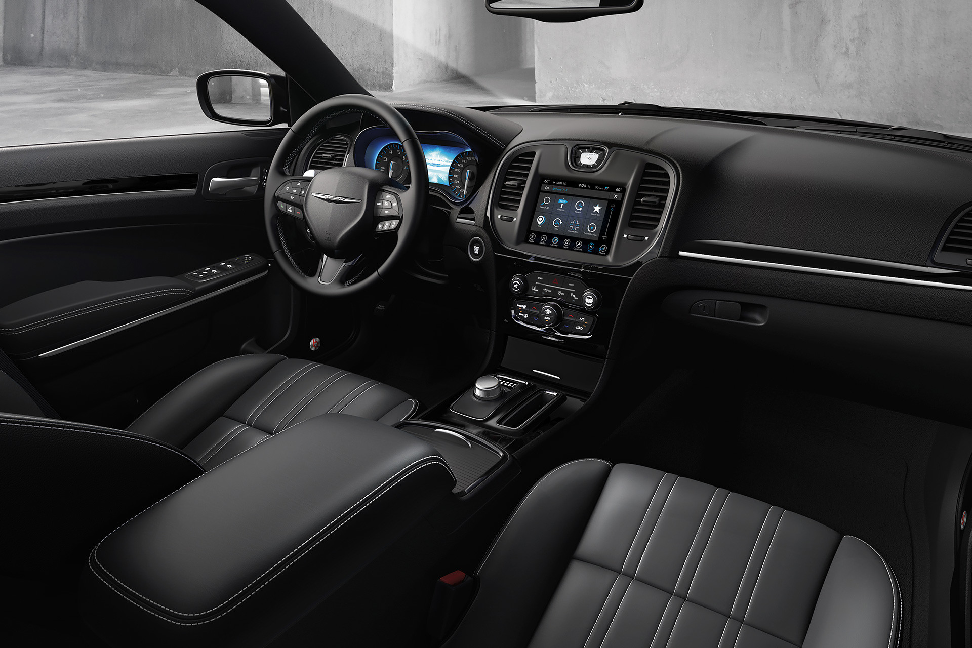 2019 Chrysler 300 with 14 interiors