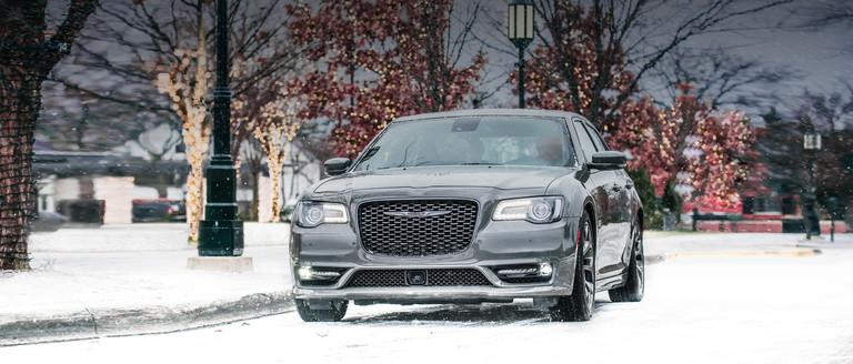 2019 Chrysler 300 Luxury Sedan Chrysler Canada