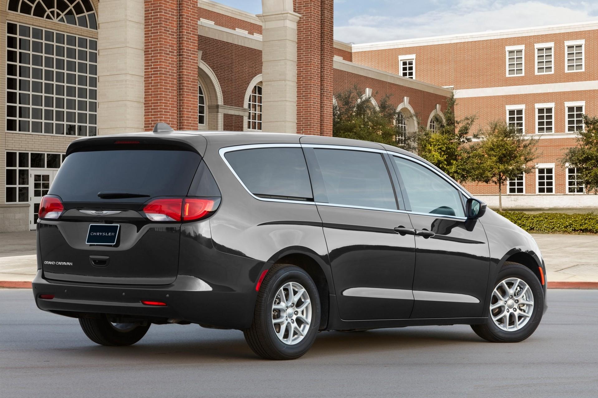 2021 Dodge Caravan Review