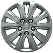 17-inch wheel covers