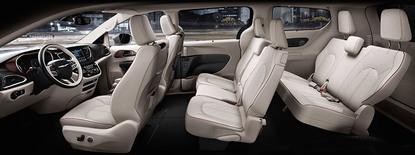 2018 Chrysler Pacifica Minivan   Chrysler Canada