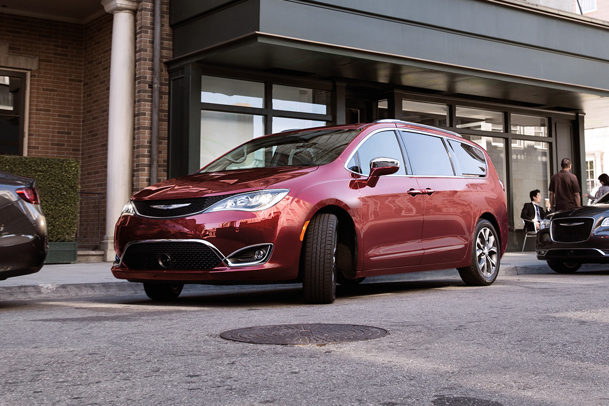 2019 Chrysler Pacifica Minivan | Chrysler Canada