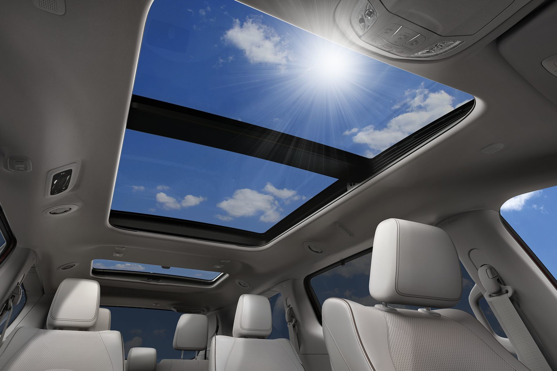 Image result for chrysler pacifica sunroof