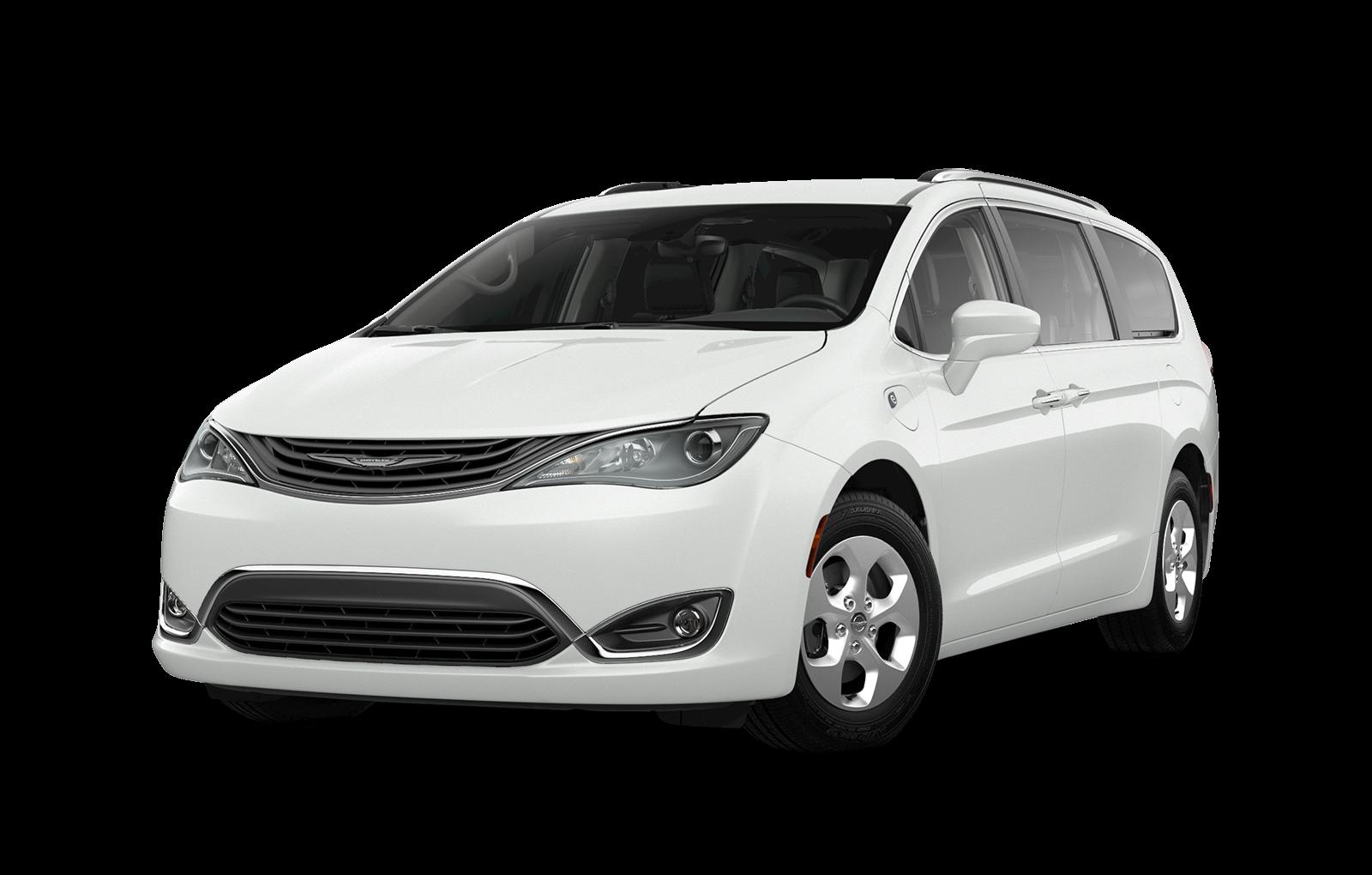 Hyundai Pacifica Hybrid 2020 Blanc éclatant