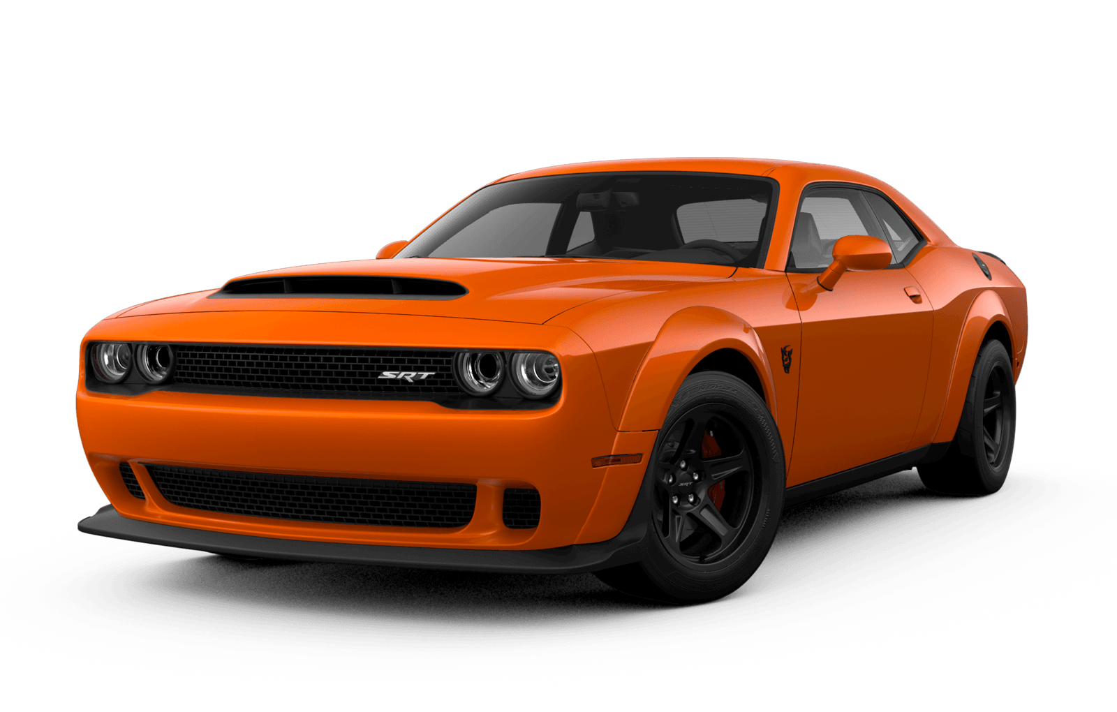 Hyundai Challenger 2018 Orange brûlé