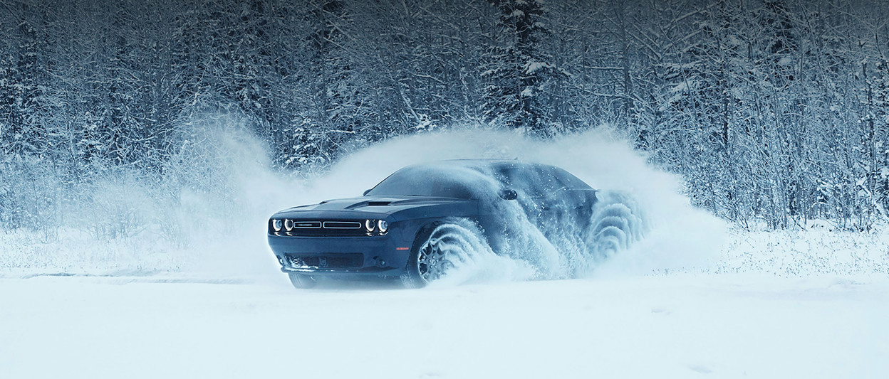 2018 Dodge Challenger Exterior Winter Road Control