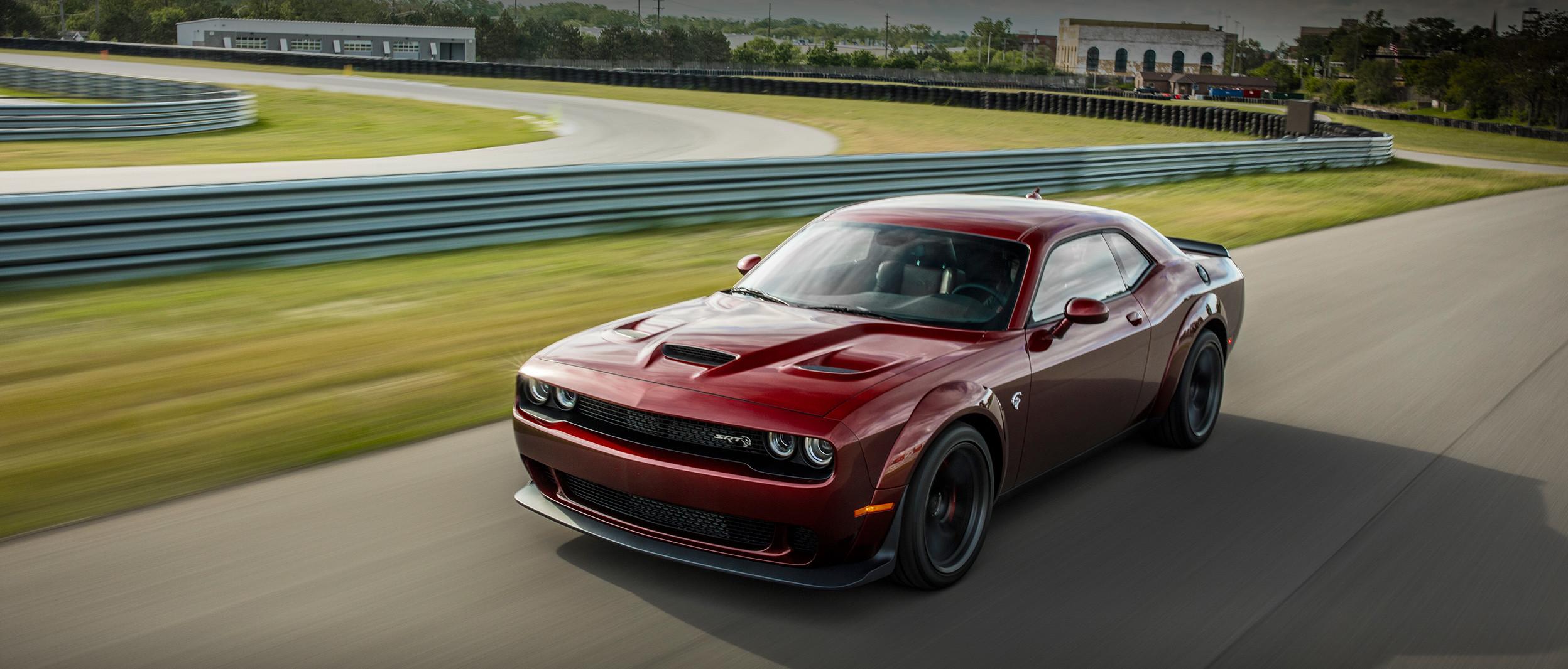 2018 Dodge Challenger | Dodge Canada