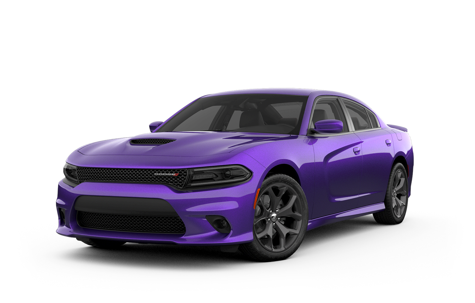 Hyundai Charger 2019 Couche nacrée violet prune