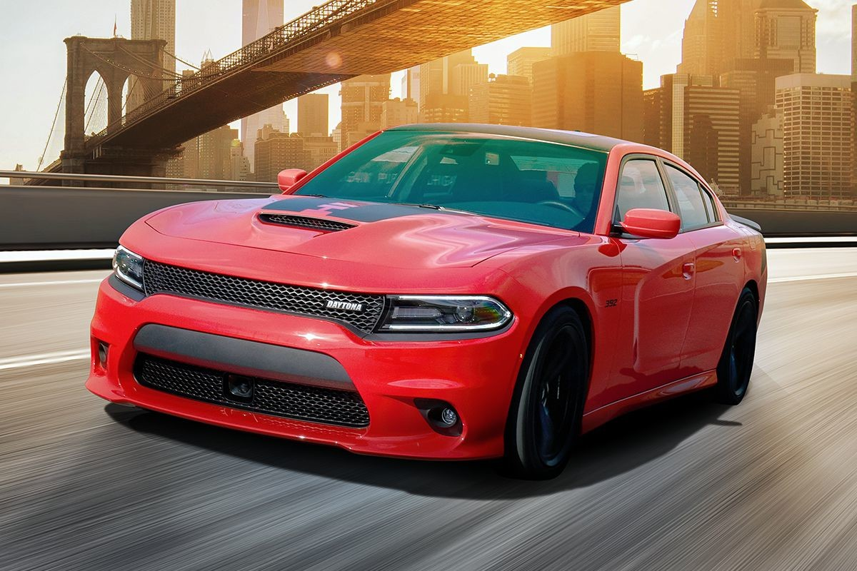 2019 Dodge Charger 8-speed automatic transmission