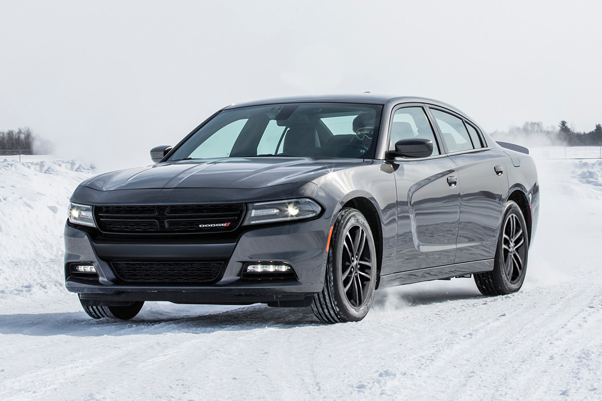 2019 Dodge Charger advanced all-wheel drive