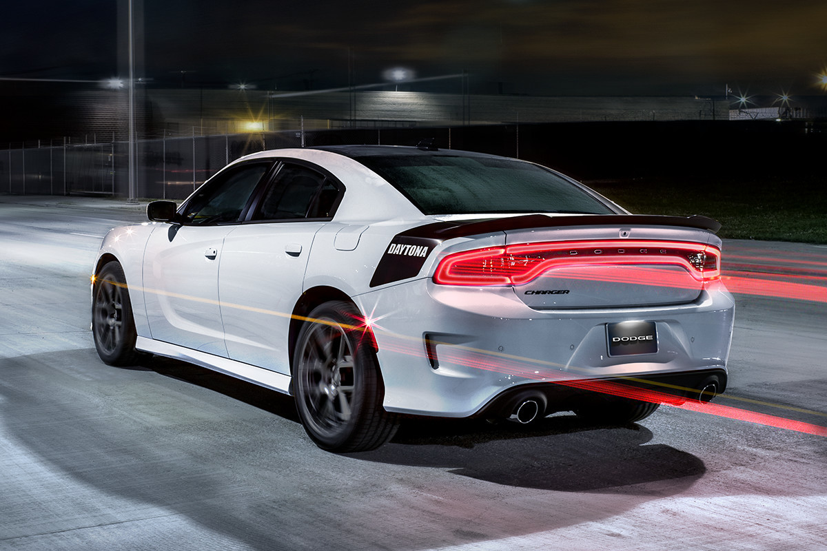 2019 Dodge Charger Daytona Edition premium enhancements