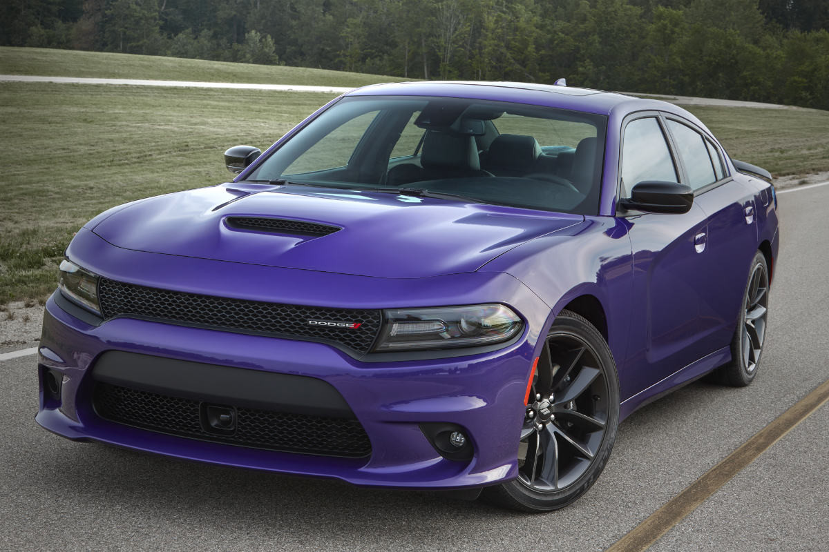 2019 Dodge Charger Blacktop Appearance Package
