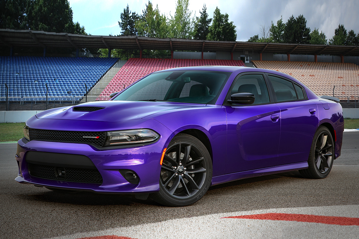 2019 Dodge Charger exterior performance features
