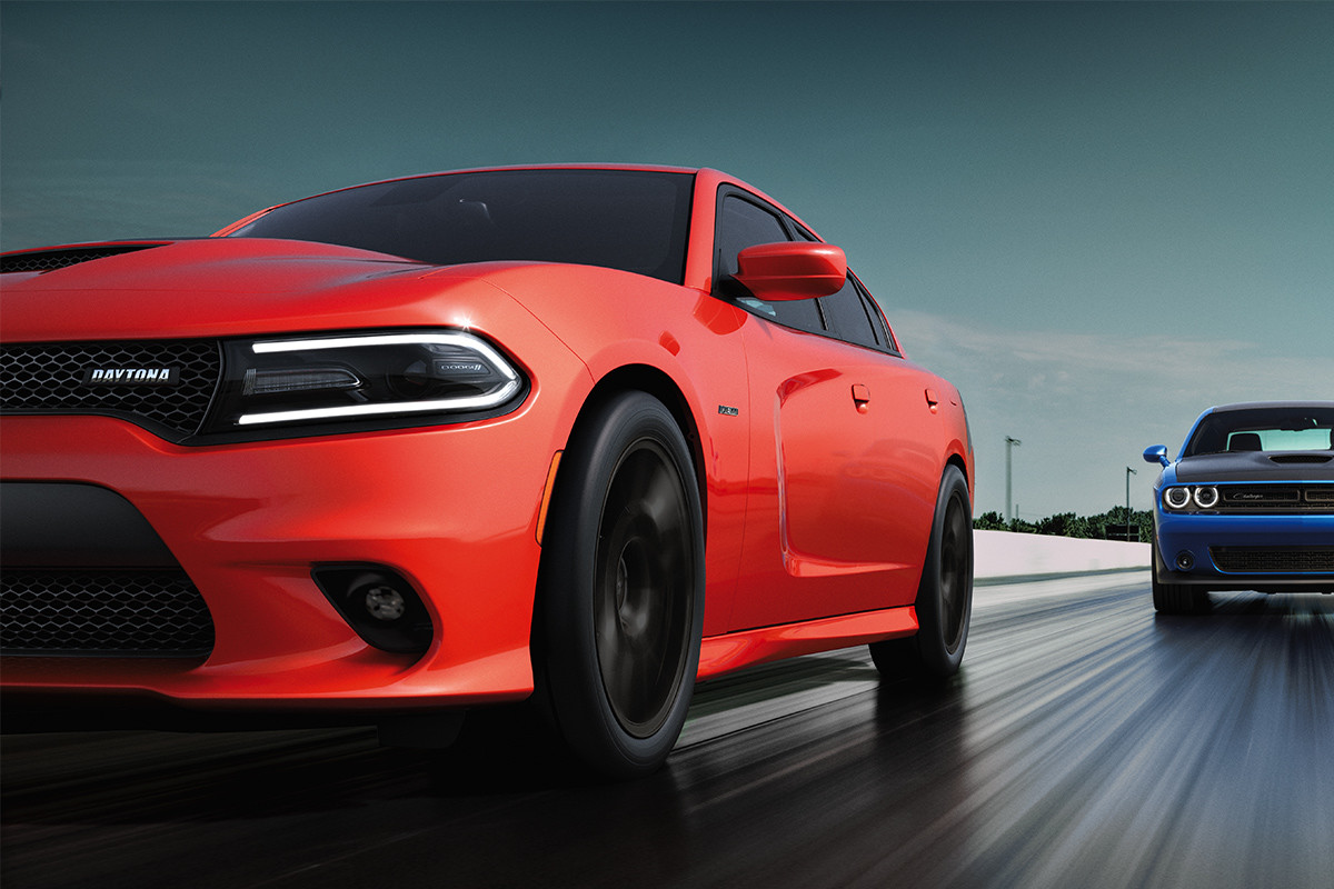 2019 Dodge Charger advanced technology and fuel efficiency