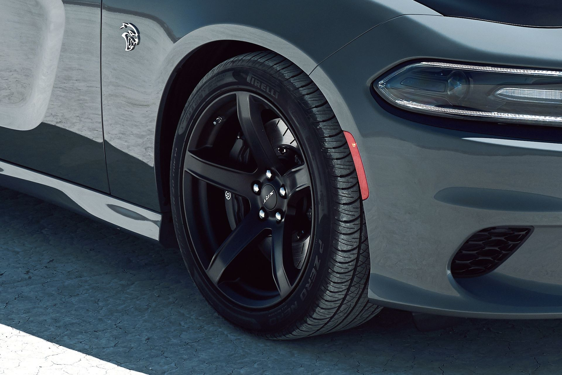 2019 Dodge Charger outstanding wheel selection