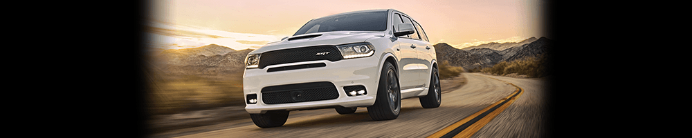 Canada's Fastest, Most Capable 3-row SUV (SRT)