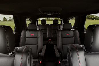 2018 Dodge Durango 7 Passenger Seating With Over 50 Configurations
