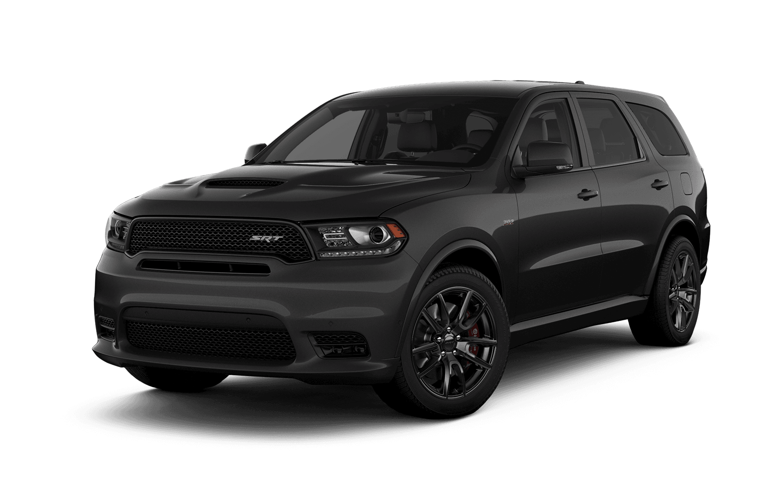 2019 Dodge Durango Full view in dark Grey
