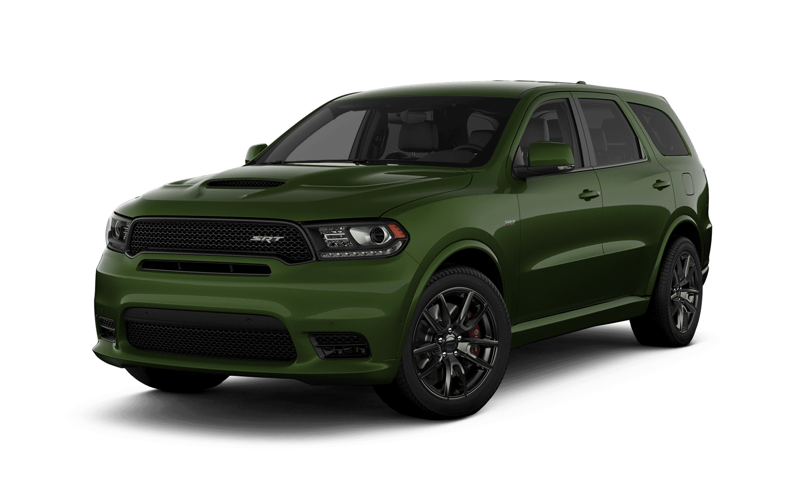 2019 Dodge Durango Full view in Green