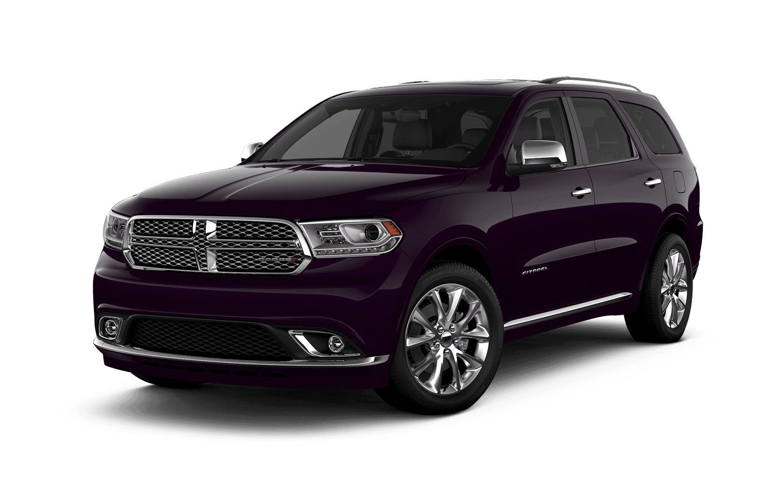 2019 Dodge Durango Full view in Violet