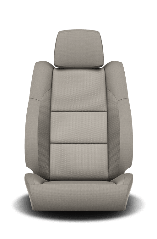 2019 Dodge Durango cloth light frost seat