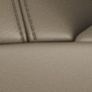 2019 Dodge Durango leather-faced light frost with light frost accent stitching swatch