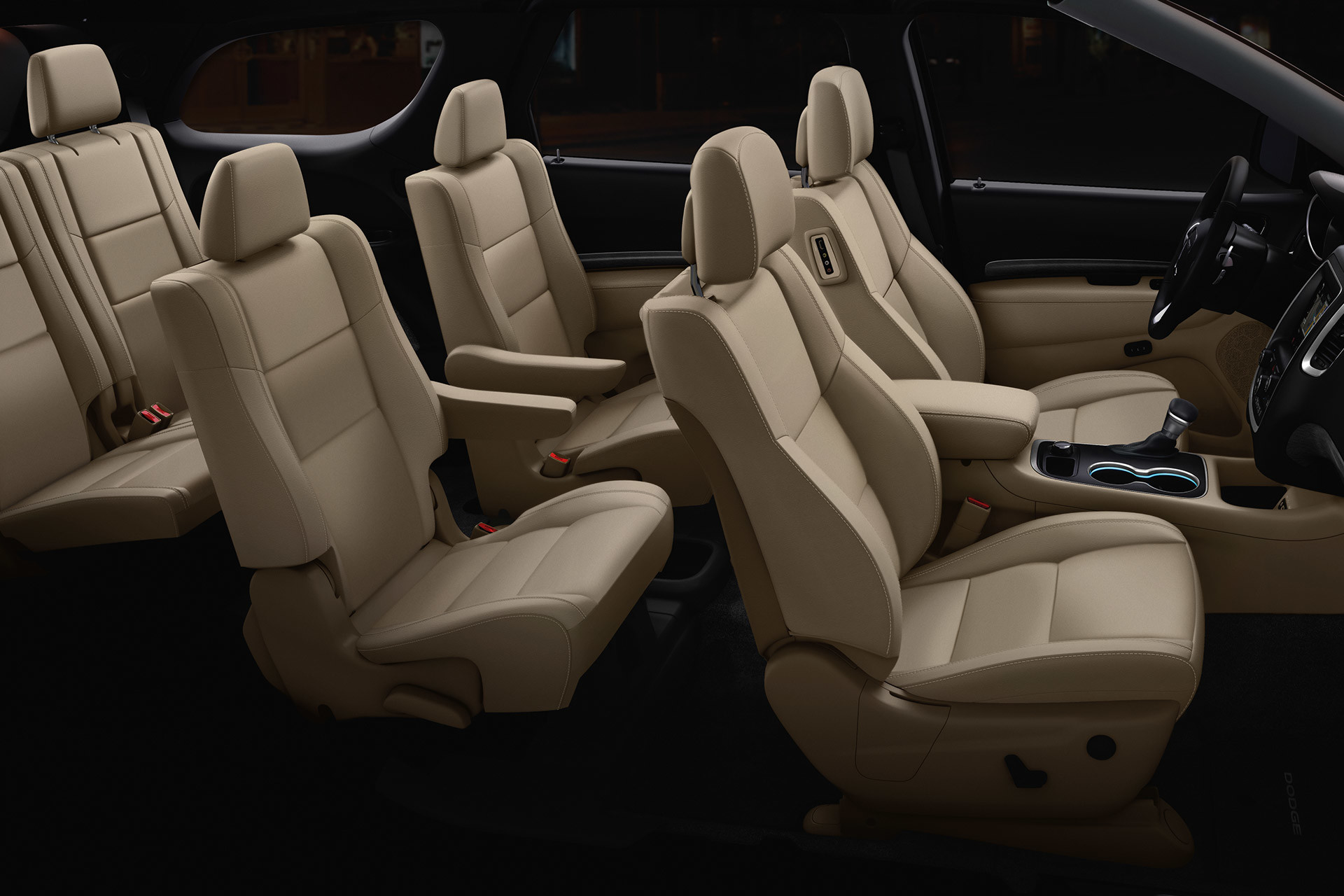 2020 Dodge Durango 7 Seater Suv Interior Gallery Dodge Canada