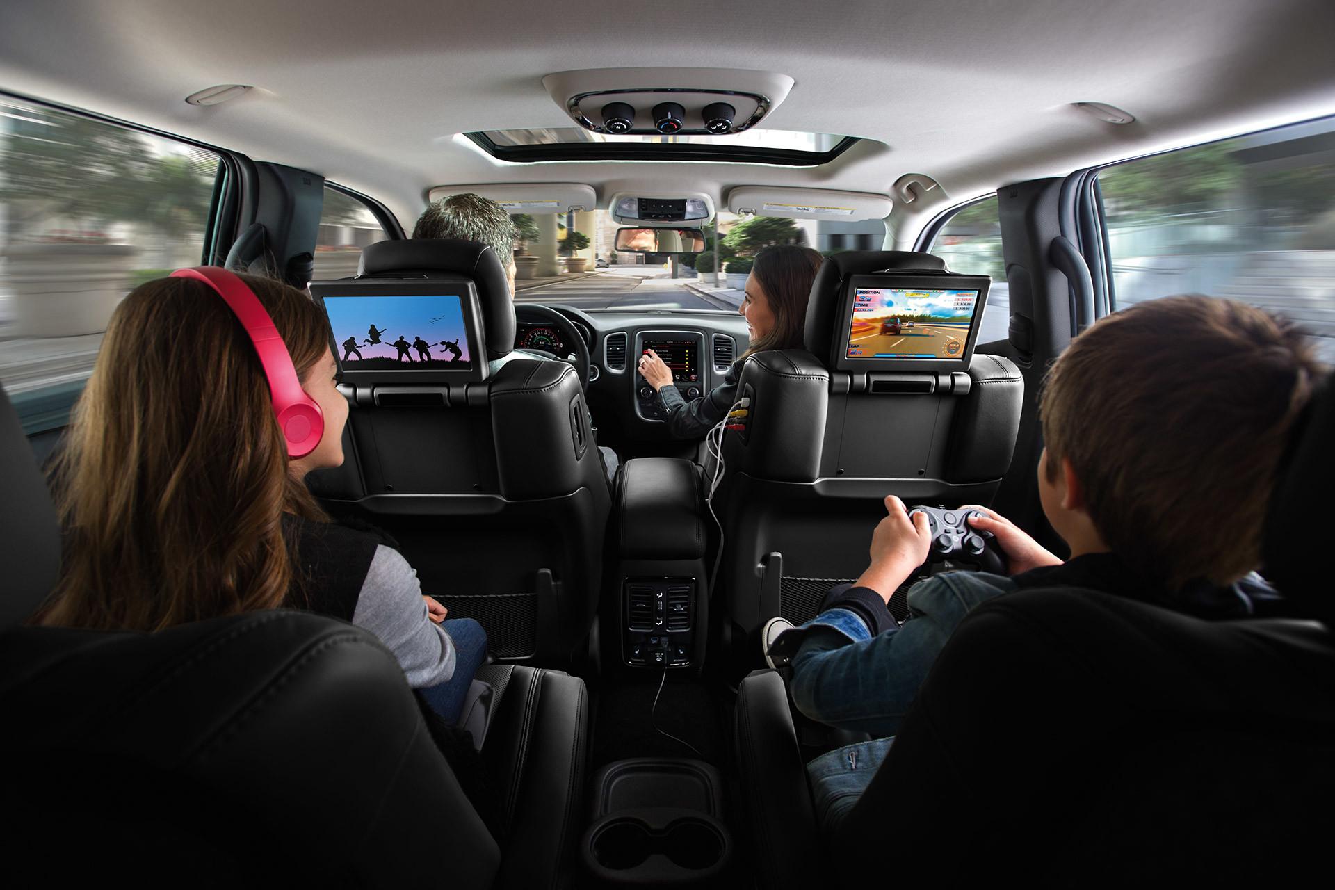 2020 Dodge Durango 7 Seater Suv Interior Gallery Dodge Canada