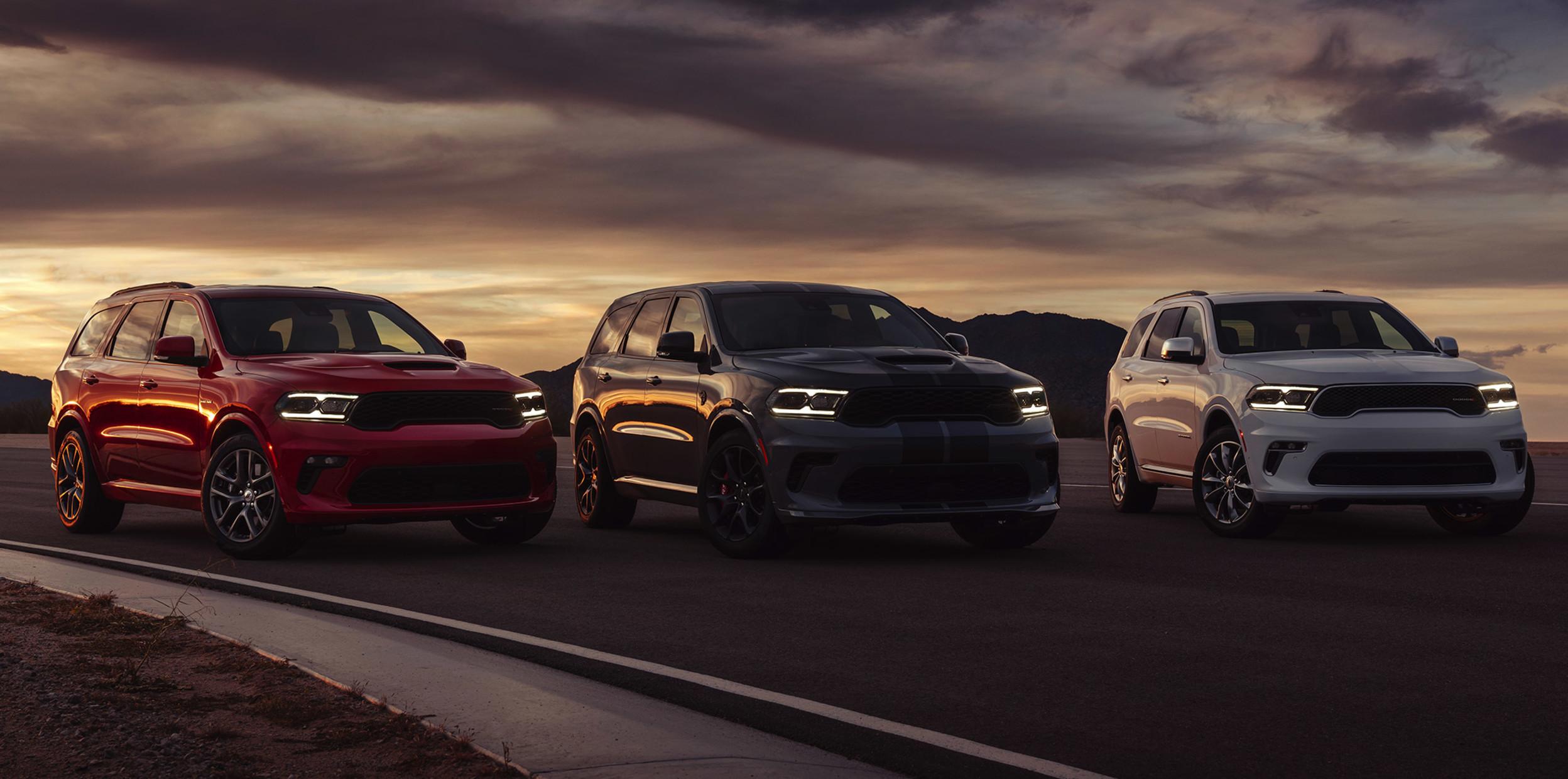 2021 Dodge Durango Suv Dodge Canada