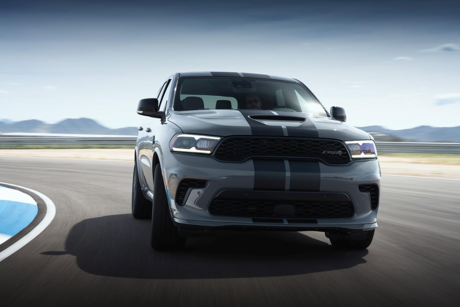 The New 2021 Dodge Durango 7 Seater Suv Interior Gallery Dodge Canada